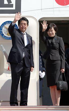 """安倍访美出席联合国大会 兜售外交谋""""入常"""""""