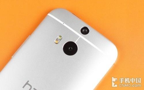 后双镜头金属身 行货HTC M8现售3450元