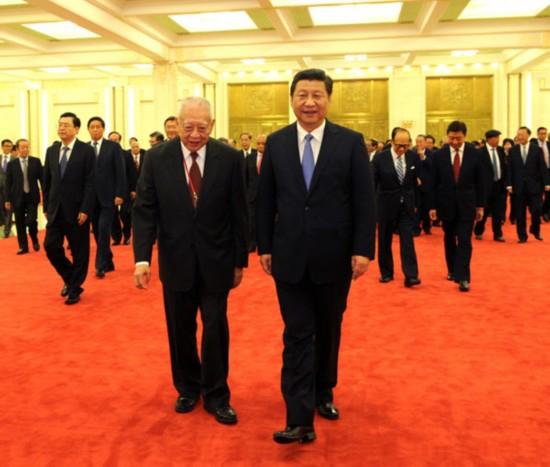 Xi reassures HK of stability