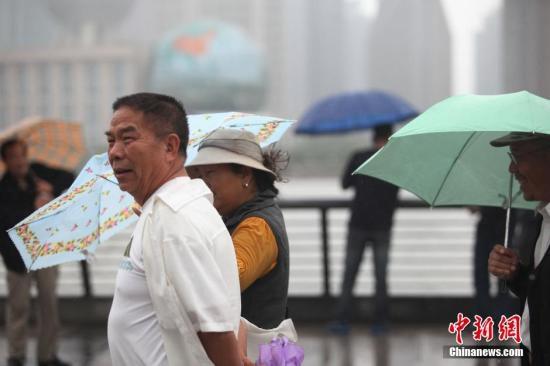 """台风""""凤凰""""对中国影响趋于结束 无人员伤亡"""