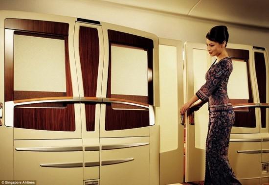 全球奢华航班排行榜:看土豪们的空中享受