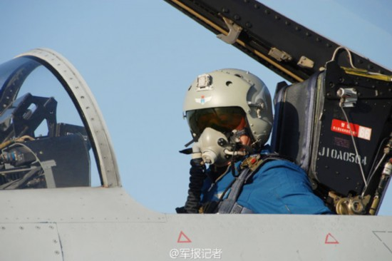 Air force puts elite pilots' skills to the test