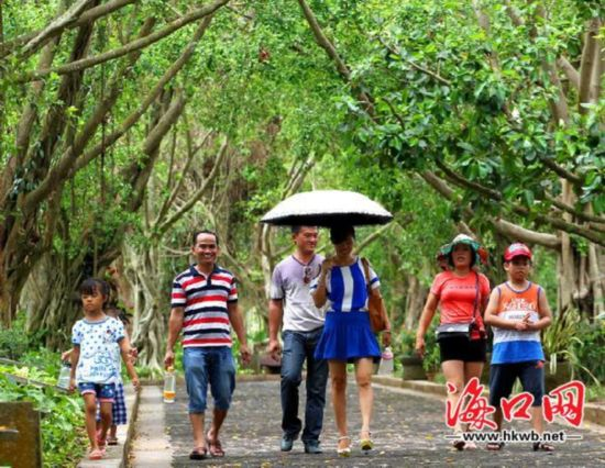 国庆海口旅游工作全面启动 监管不力将问责