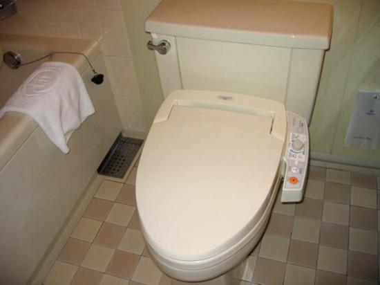 盘点世界上最特别的厕所