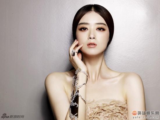 范冰冰演金锁杨幂演郭襄 演配角走红的女星 图