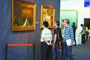 Art China成交额近亿元