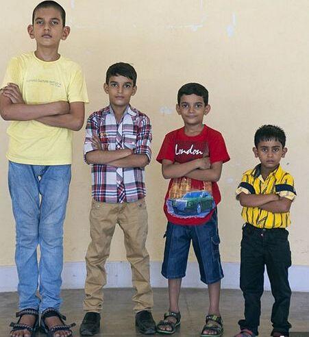 印度5岁男童身高1.75米 孩子吃什么可以长得高