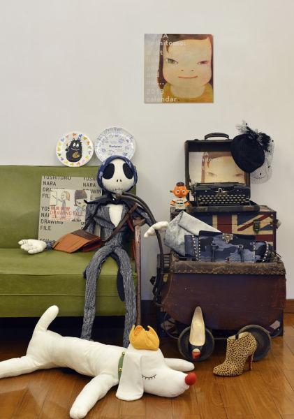 香港女孩 Mavis 从小学开始收藏玩具,至今藏品已达数千件