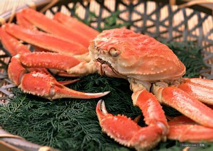 剪连体螃蟹步骤图解