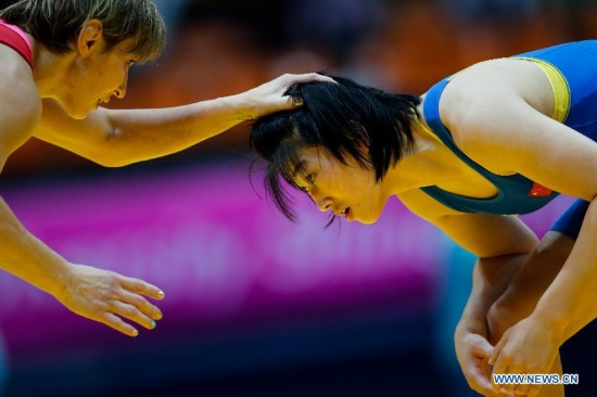 Zhou Feng won 4-0 and claimed the title.
