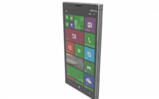 再现经典奥利奥 Lumia1030概念设计曝光