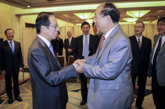 Sino-Japan ties 'at crossroads'