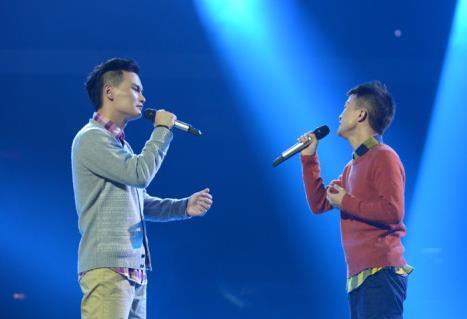 中国好声音第三季周深李维 偶然 情歌致敬导师那英