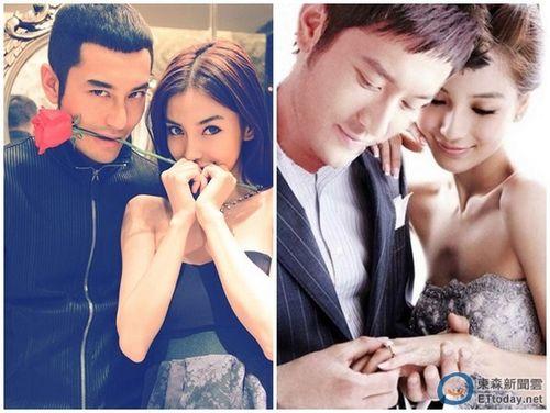 黄晓明称3年内结婚赶进度想和baby生女娃(图)