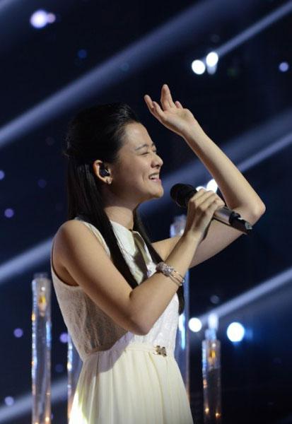 曝《好声音3》人气学员陈永馨被淘汰是