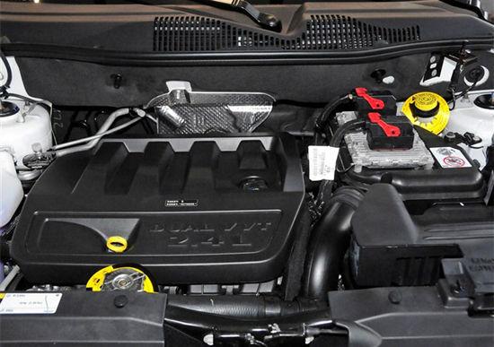 Jeep指南者 发动机-出游达人 两款美国中级城市进口SUV对比高清图片