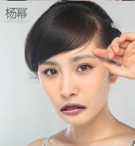 如果女神长了凤姐的嘴:刘诗诗杨幂比蔡依林丑