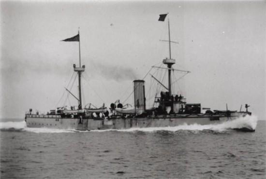 """黄海发现疑似""""致远号""""甲午海战沉没战舰"""