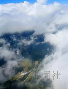 日本御岳山搜救恐受台风影响 尚有16人失踪
