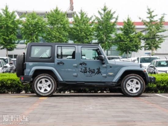 Jeep2014款牧马人