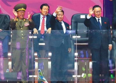 朝鲜3名高官访韩国 朝高官或捎金正恩信件