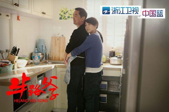 """刘若英谈与张国立""""床戏"""":他身材挺不错"""