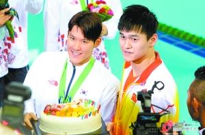 仁川亚运会闭幕 中国代表团金牌榜9连冠