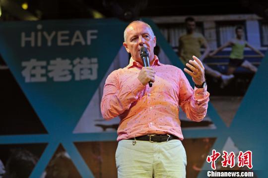 """国际青年艺术节为海口迎来新一轮""""黄金时代"""""""
