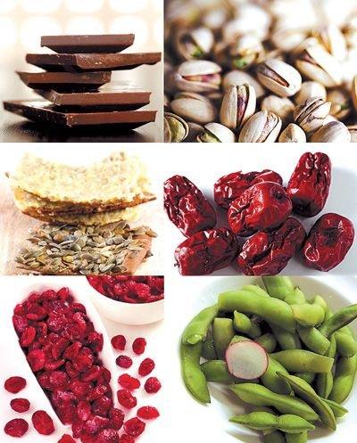 巧克力饿死癌细胞?5大零食最能抗癌