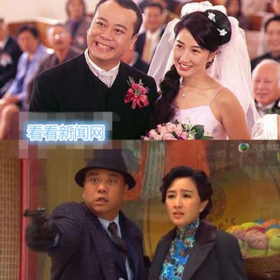 《使徒行者》林峰佘诗曼床戏也耍宝 细数TVB