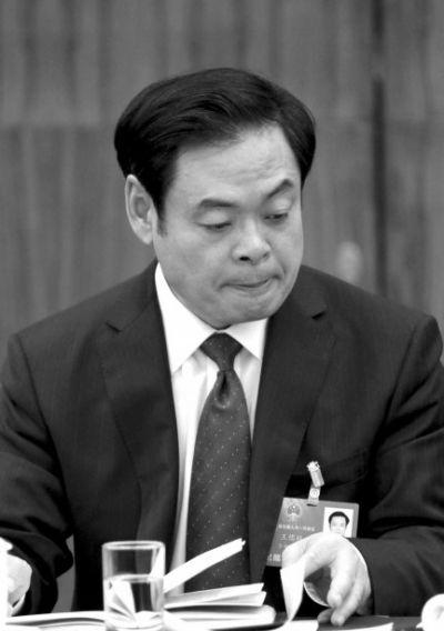 入晋满月王儒林七成会议谈反腐