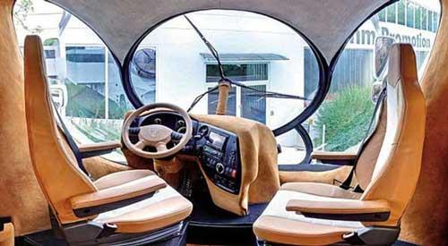 世界最貴房車迪拜售出 富裕國度實拍驚艷眼球圖片