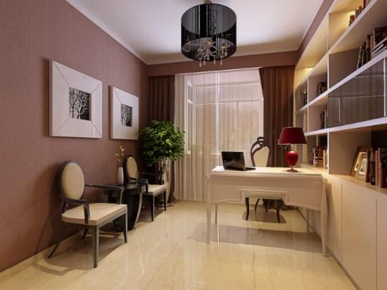 东亚逸品阁-二居室-95.00平米-装修设计