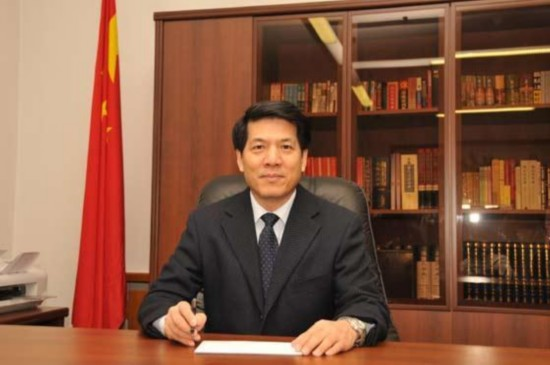 驻俄大使:中俄不结盟不对抗 不针对第三方