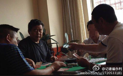 网曝汉中市水利局前局长牌场豪赌 当事人否认赌博图片 26694 480x296