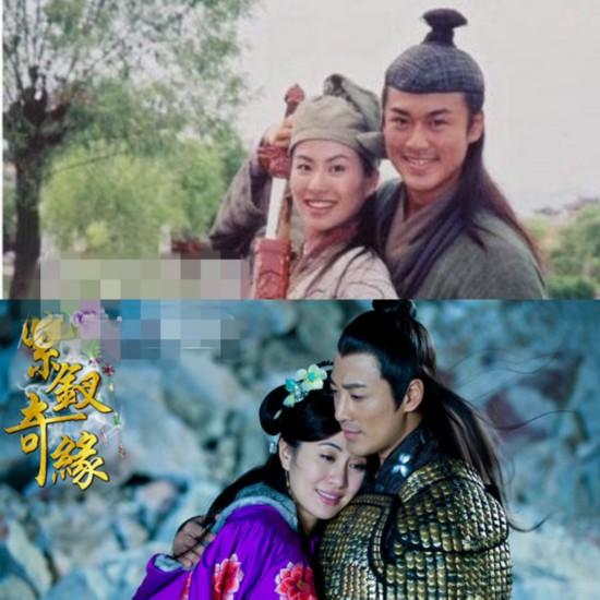 人民网福建频道 文娱 娱乐           林峰和叶璇虽然只在《再生缘》图片