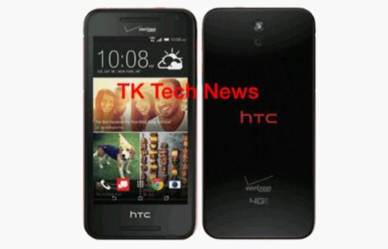 将于10月9日亮相 HTC Desire 612曝光