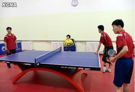 朝鲜残疾人运动员展开强化训练 备战仁川亚残会