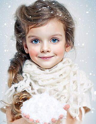 女孩最可爱的6款发型