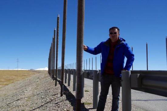 (川藏青藏公路60年)(6)梦想,延伸在青藏公路上