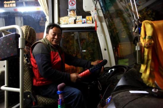 (川藏青藏公路60年)(7)梦想,延伸在青藏公路上