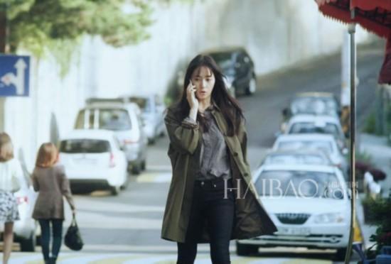 郑秀晶韩剧《对我而言可爱的她》1-7集服饰造型