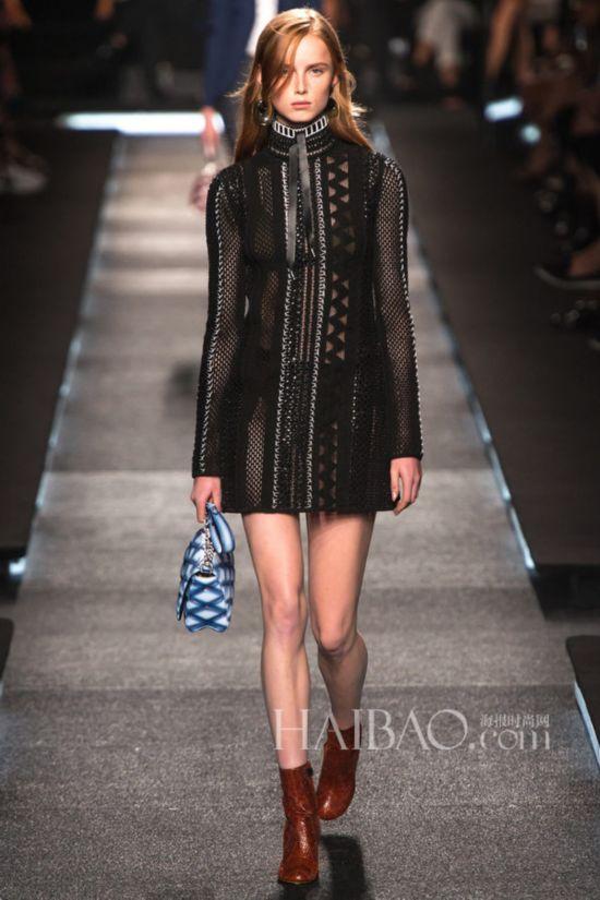 2015春夏巴黎时装周:路易・威登LV (Louis Vuitton) 2015春夏女装秀