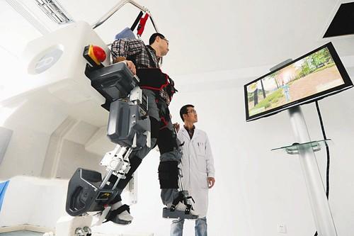 康复训练机器人