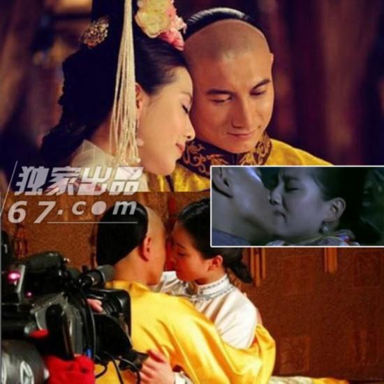 风中奇缘结局曝光 盘点那些年刘诗诗吻过的小