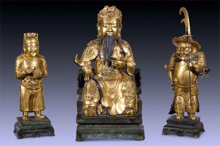 关羽原是一省财神 全国财神地位靠晋商赢来的