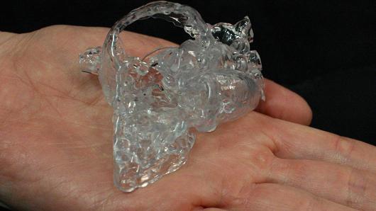 美国医生利用3D打印心脏救活一2周大先心病婴儿