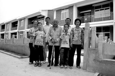 河南淅川县16.5万人因南水北调移民