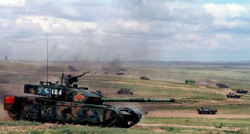汉和对比中日坦克:96A甘拜下风不及格机动差