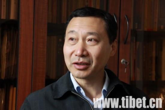 中央党校教授胡岩接受采访